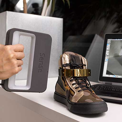 3D Systems, ADL distribuisce in Italia il Sense 3D scanner