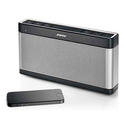 soundlink bluetooth serie iii nuovo ampli portatile di. Black Bedroom Furniture Sets. Home Design Ideas