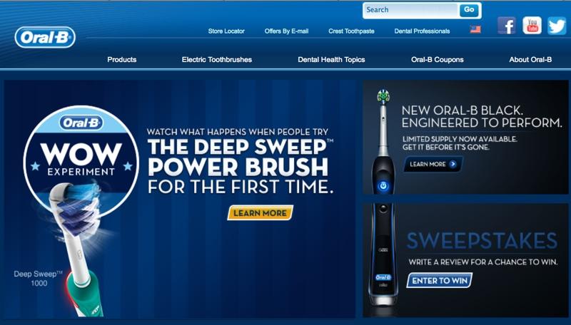 spazzolino bluetooth oral-b