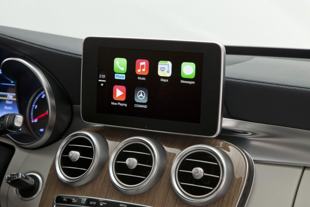 carplay e sicurezza - Mercedes