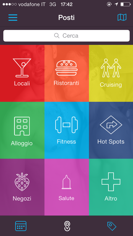 App Milano Gay Life foto 1