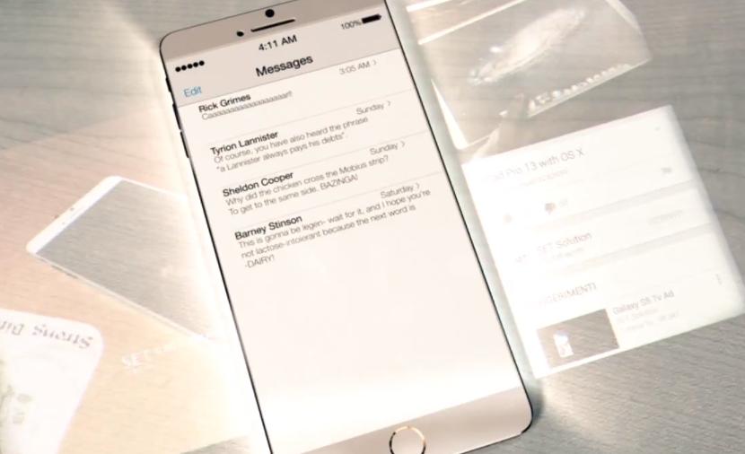 iphone 6 concept futuro
