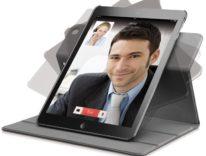 Cellularline Rotating Case: protezione totale per iPad con supporto girevole a 360°