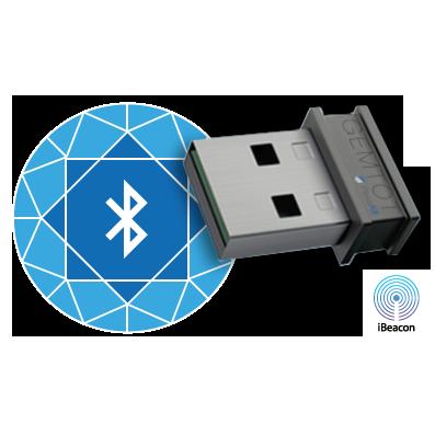 iBeacon come chiavetta USB
