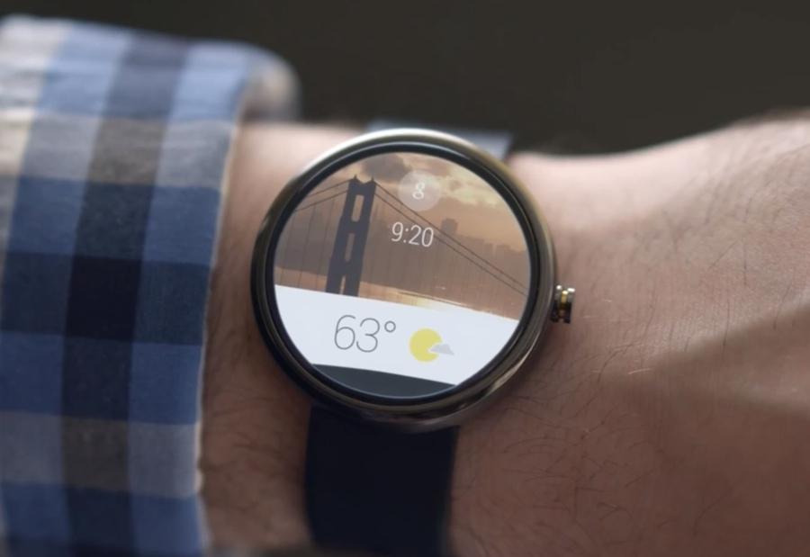 Google Wear indossabili 900