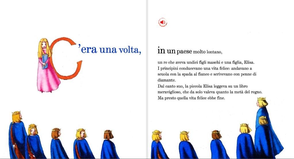 Grandi Fiabe Narrate in ebook