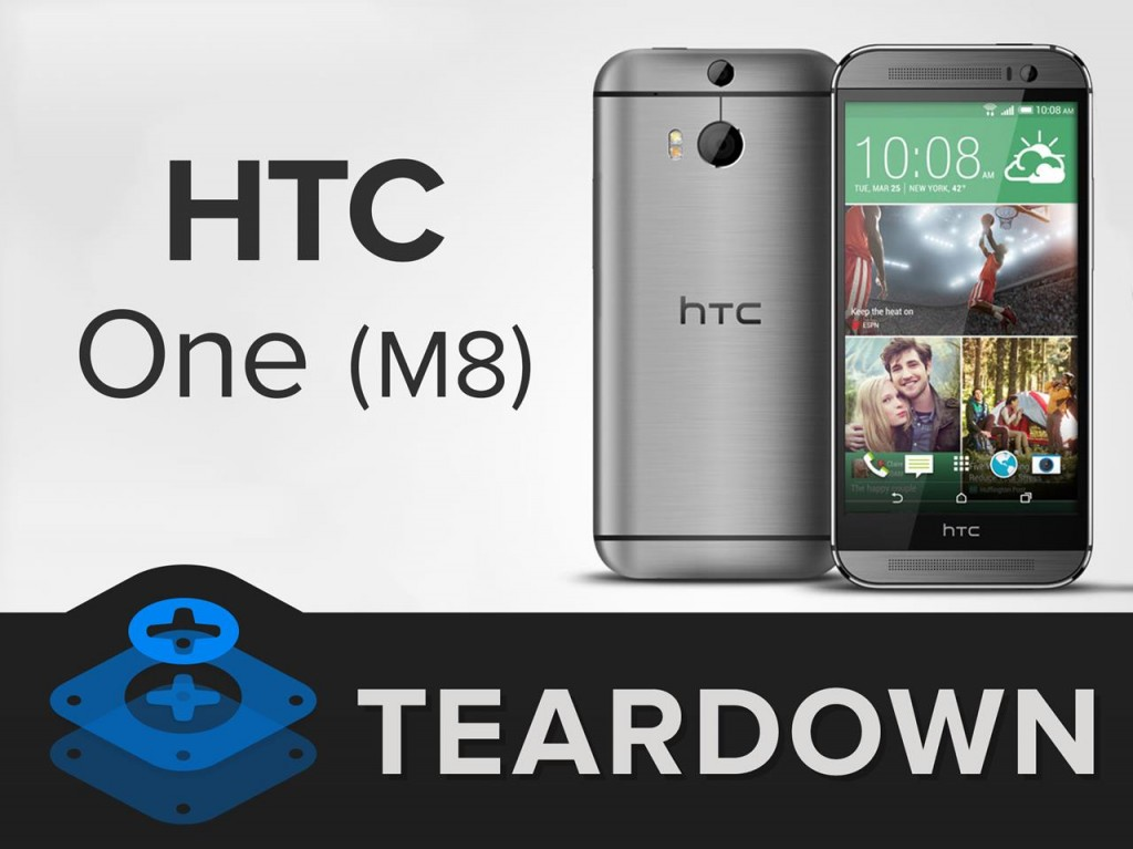 iFixit HTC One (M8)