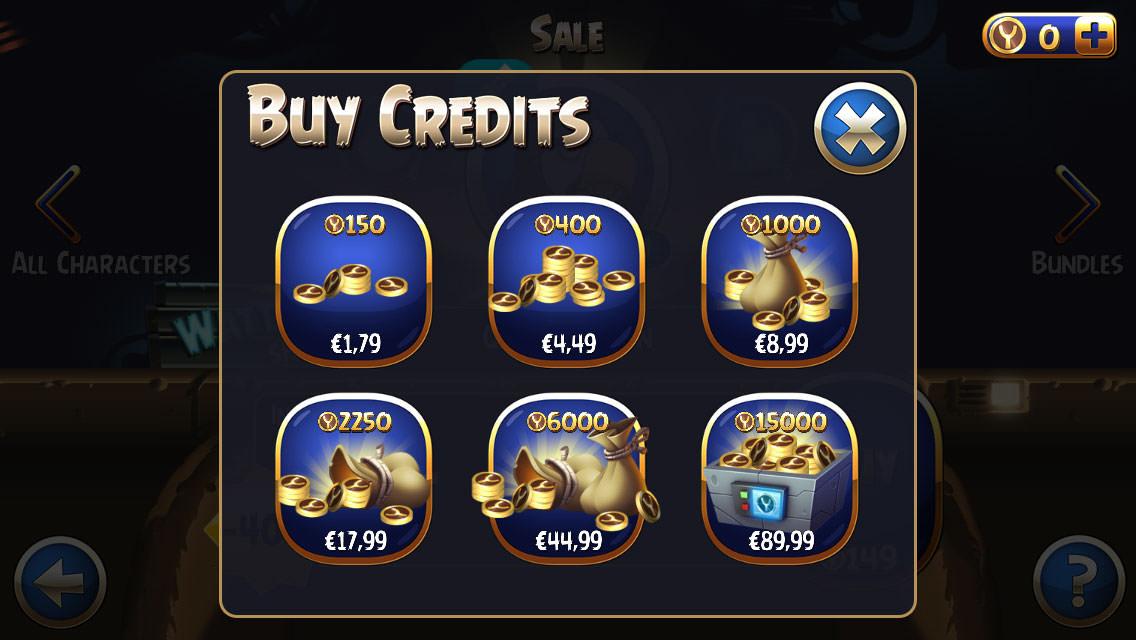 Rimborso acquisti in app