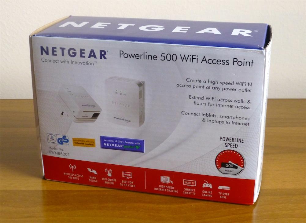 recensione Netgear Powerline 500 WiFi AP 900