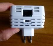 Netgear Powerline 500 WiFi AP 8