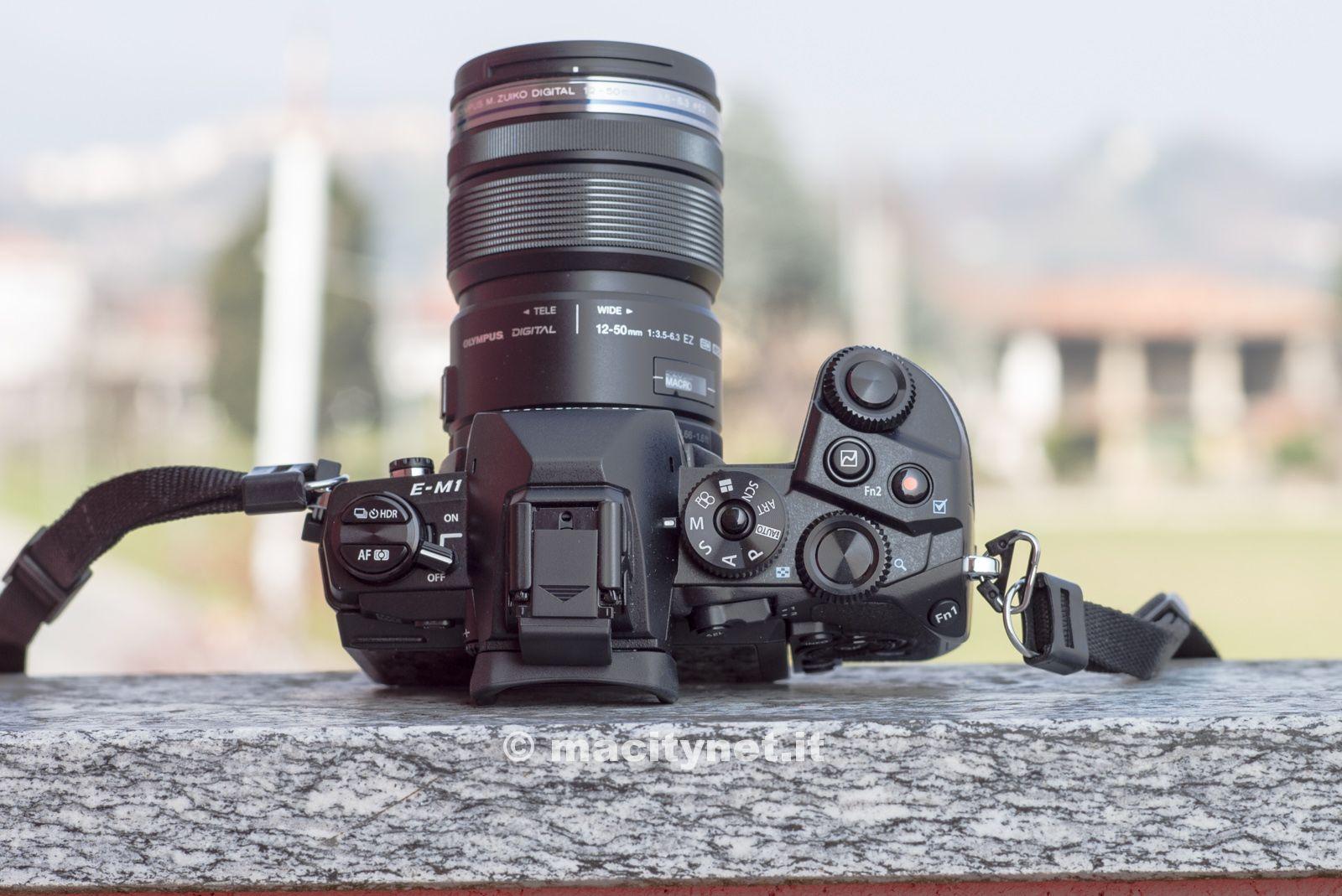Olympus OM-D E-M1 fotocamera-3