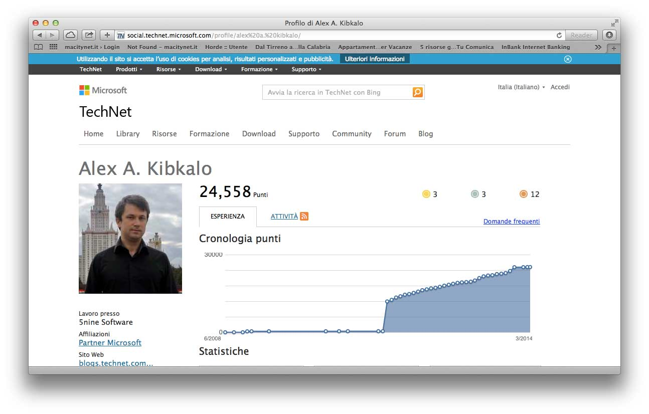 impiegato Microsoft arrestato - Alex Kibkalo