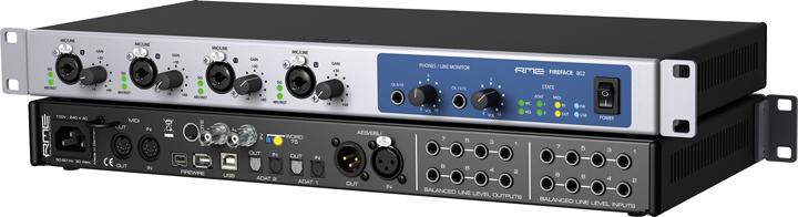 interfaccia audio Fireface 802