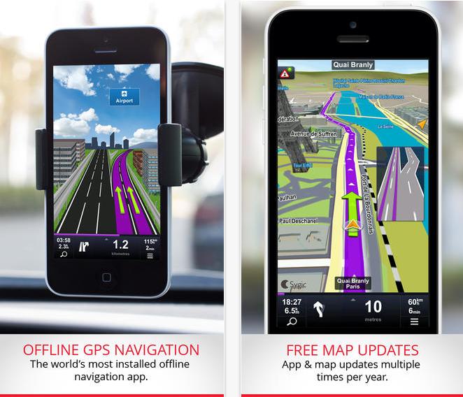 migliori navigatori gps per iphone