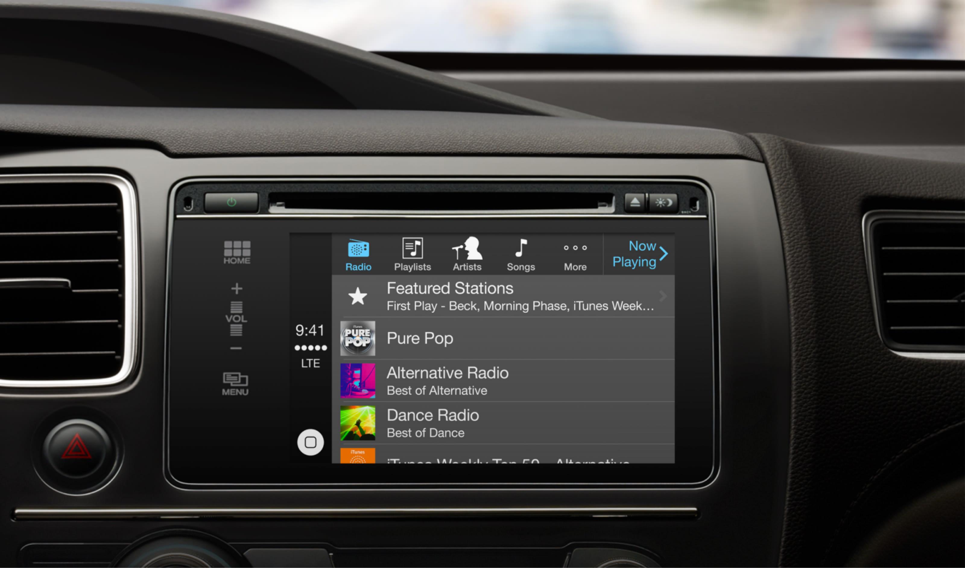 Applicazioni CarPlay