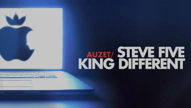 Steve V King Different Steve Jobs