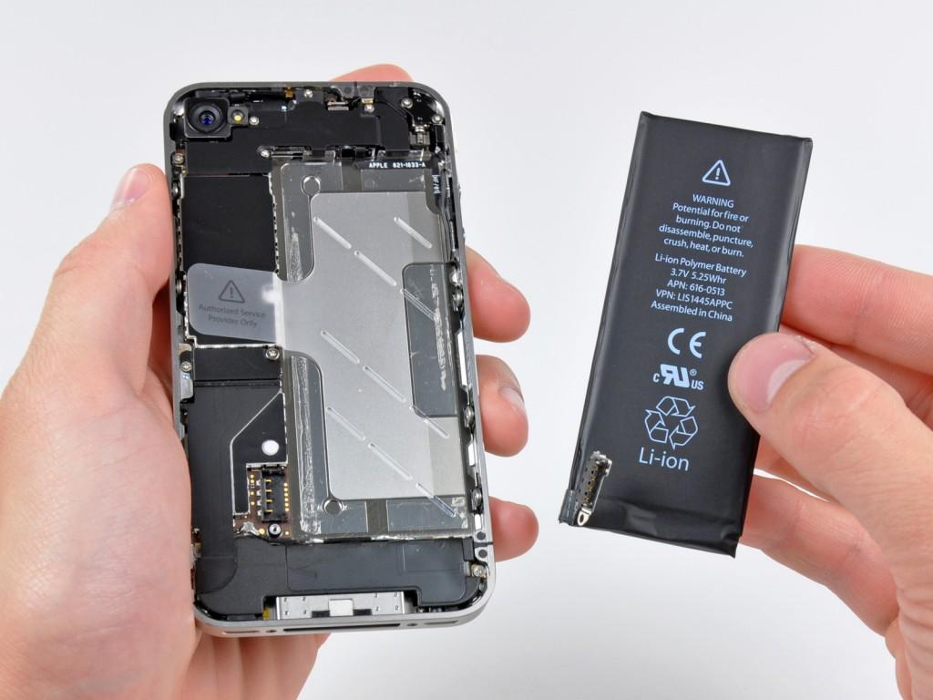 batteria di iPhone 6