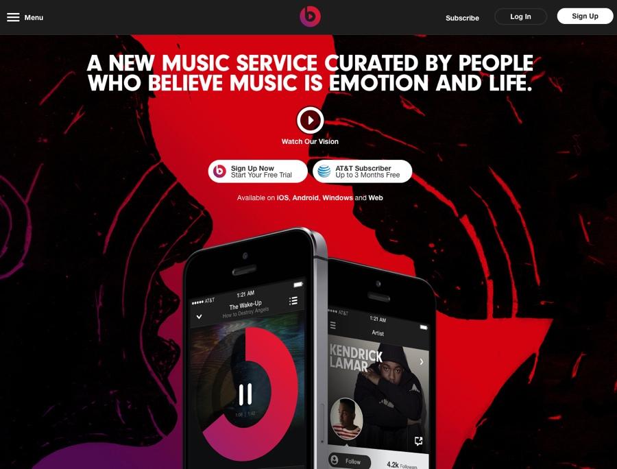 beats music home 900