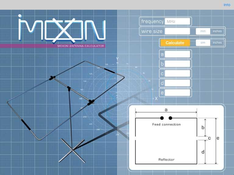 antenne Moxon