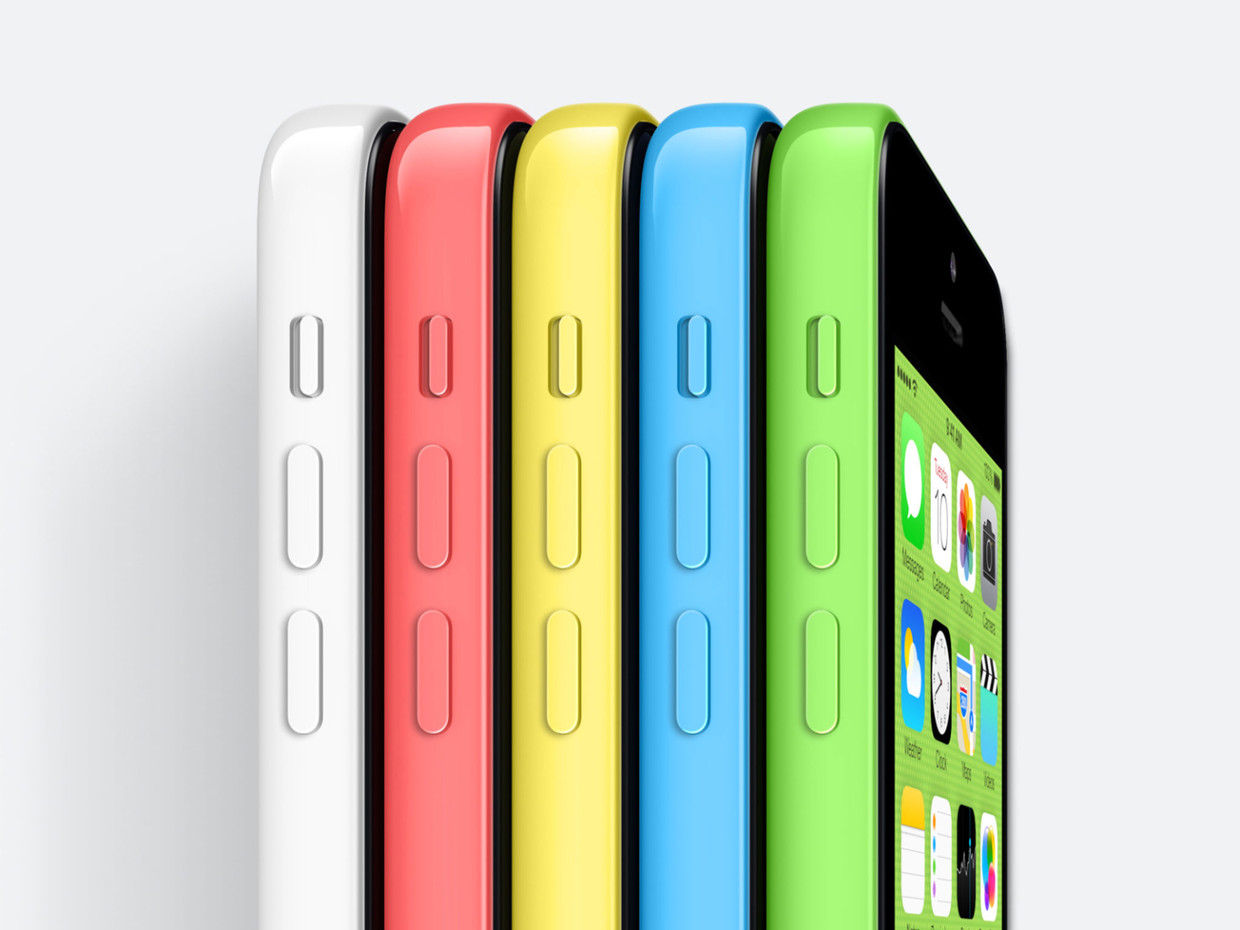 stop a iPhone 5C