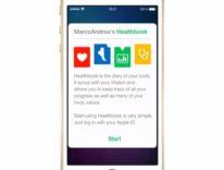 iOS 8 e Healthbook: un nuovo intrigante concept italiano mostrato in video