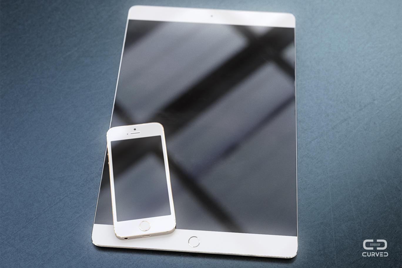 Bloomberg: iPad da 12.9 pollici nei primi mesi del 2015