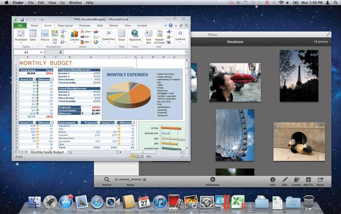 mac in azienda - parallels