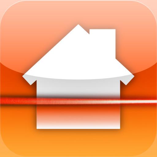 Roomscan innovativa app che misura perimetro e l area di for Creare planimetria casa