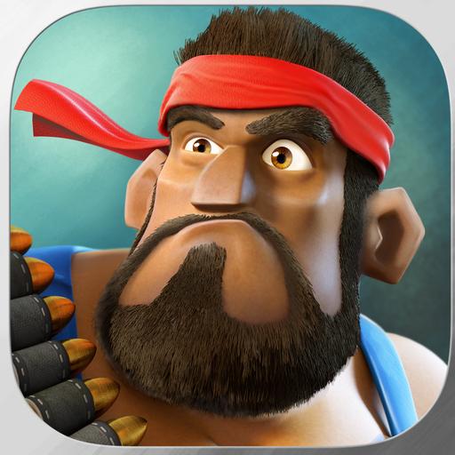 Boom Beach su iOS, combattimenti isolani gratis