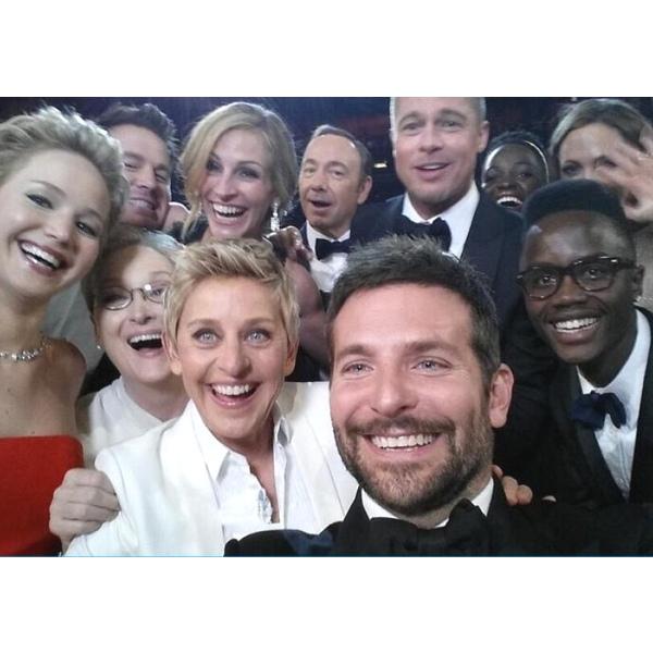 ritwittata selfie oscar