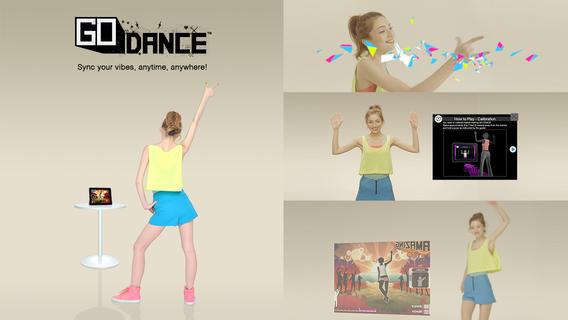 SEGA GO DANCE gratis