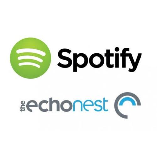 spotify echo nest icon 500
