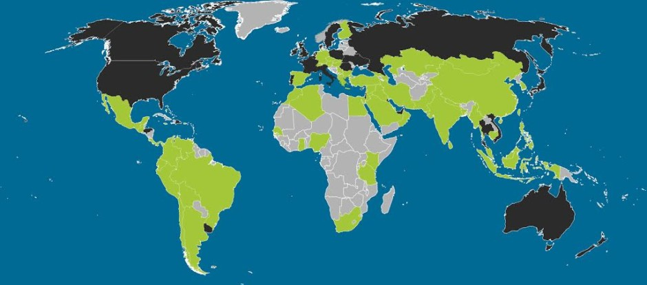 Ios Cartina Geografica.Mappa Diffusione Ios E Android Ecco Chi Ama Apple E Chi Google Macitynet It