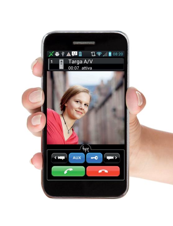 Con Xip Mobile al videocitofono si risponde da iPhone e iPad