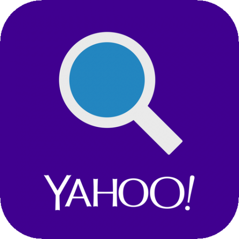 yahoo search ios icon 500