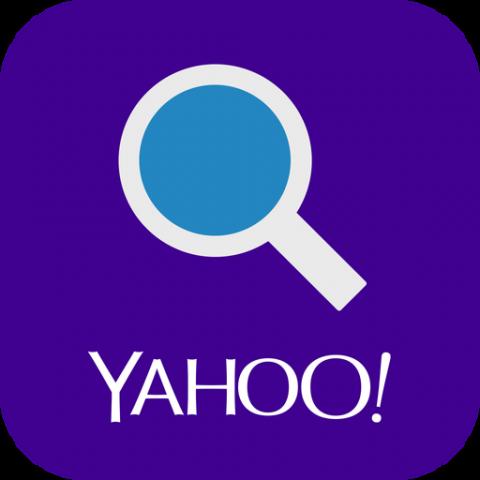 yahoo search ios icon 500