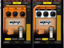 AmpliTube Orange per iPhone e iPad: upgrade tramite in-app o su App Store come nuova applicazione