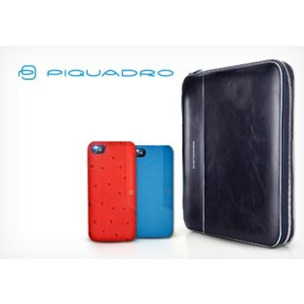 87c7291d70d672 Amazon BuyVip, sconto fino al 50% su pelletteria Piquadro per iPhone ...