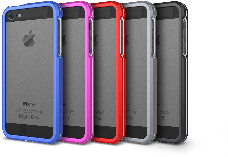 XtremeMac Bumper in alluminio per iPhone 5 e 5s: da 9,9 euro su Amazon
