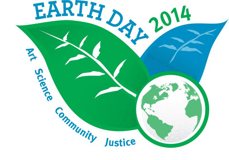 Earth Day Logo 2014 Earth day 2014