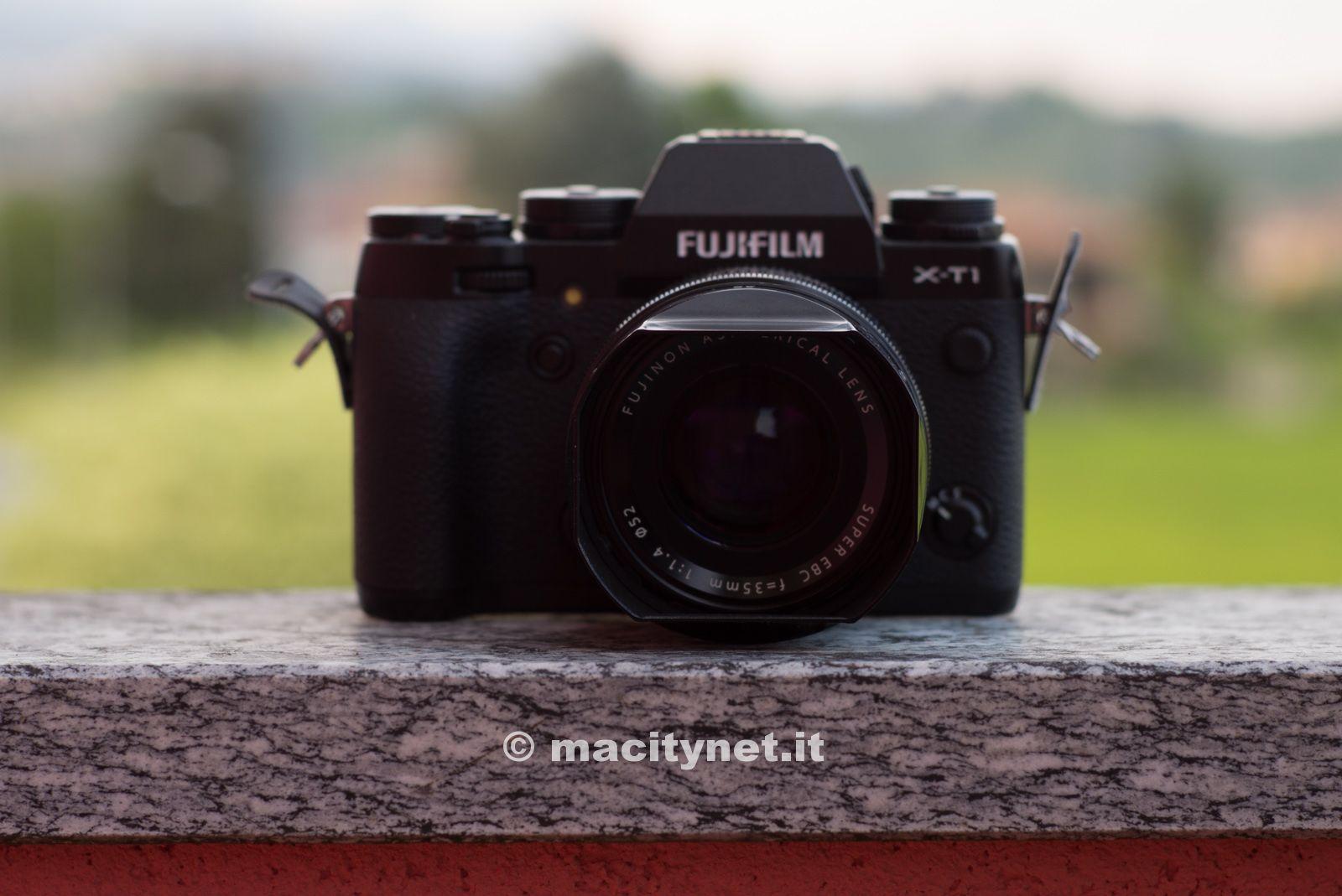 Fujifilm X-T1 è la miglior mirroless secondo 30 esperti del settore