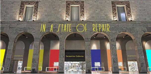 In a State of Repair