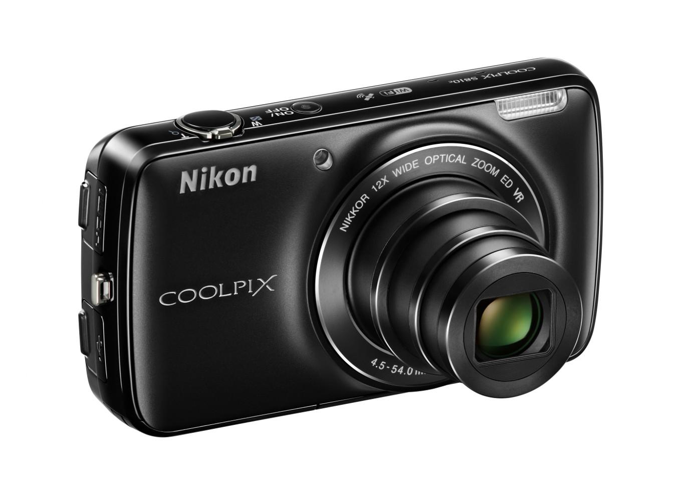 Nikon COOLPIX S810c: in arrivo la compatta con Android