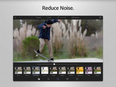 Photoshop Express 3.3 ipad ok