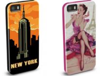 Custodie Cellularline: in arrivo la nuova linea vintage Paris e New York per smartphone