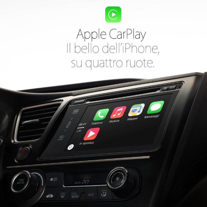 Alternative CarPlay
