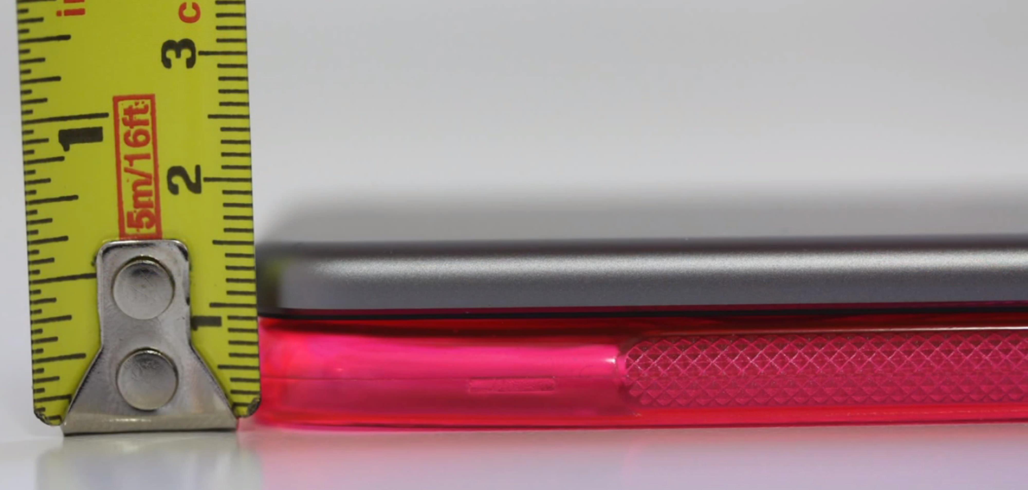 spessore di iphone 6