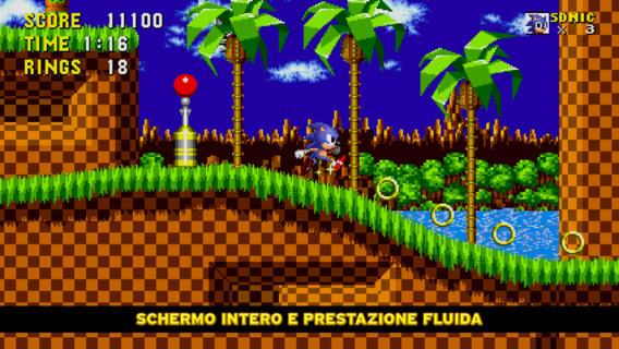 Sonic The Hedgehog 1