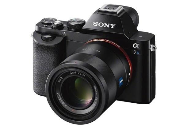 Sony A7s, la full frame per video con super ISO e 4K