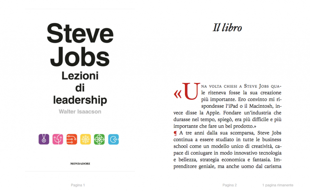Steve Jobs Lezioni di leadership